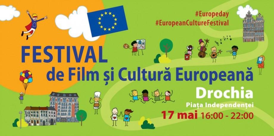 Participă la Festivalul de Film și Cultură Europeană la Drochia și descoperă diversitățile culturale europene