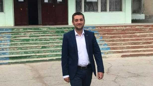 """Maxim Brăila și-a exprimat votul. """"Am votat pentru implicarea activă a tinerilor în procesul decizional"""""""