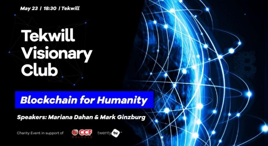 (foto) Experți notorii în domeniul tehnologiei Blockchain vin la o ediție specială la Tekwill