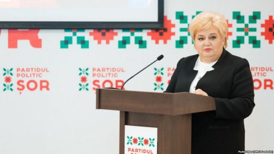 Reghina Apostolova a fost exclusă din cursa electorală pentru alegerile locale din 20 mai. Ar fi fost finanțată din bani străini