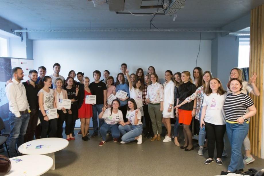 (foto) Au fost desemnați câștigătorii primei ediții a Startup-ului Weekend Women Chișinău. Cine sunt aceștia