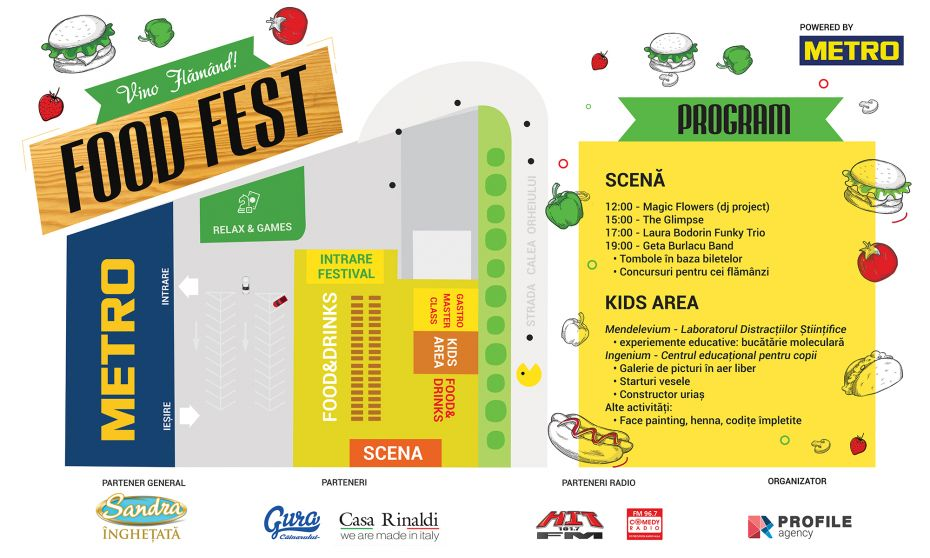 Harta Food Fest