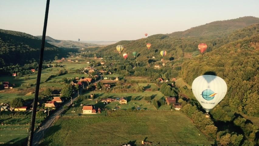 Vezi meleagurile Moldovei de la înălțimea zborului unei păsări. Festivalul baloanelor cu aer cald revine cu cea de-a V-a ediție