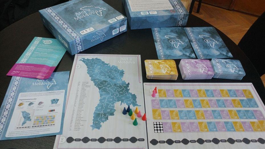 Jocul Aici e Moldova