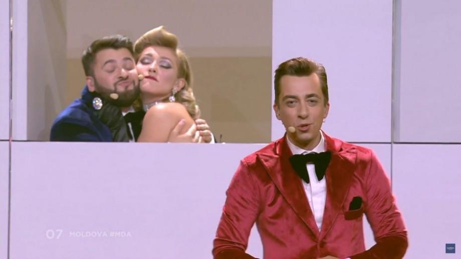 (video) Cum s-a prezentat Moldova în a doua semifinală a concursului muzical Eurovision 2018