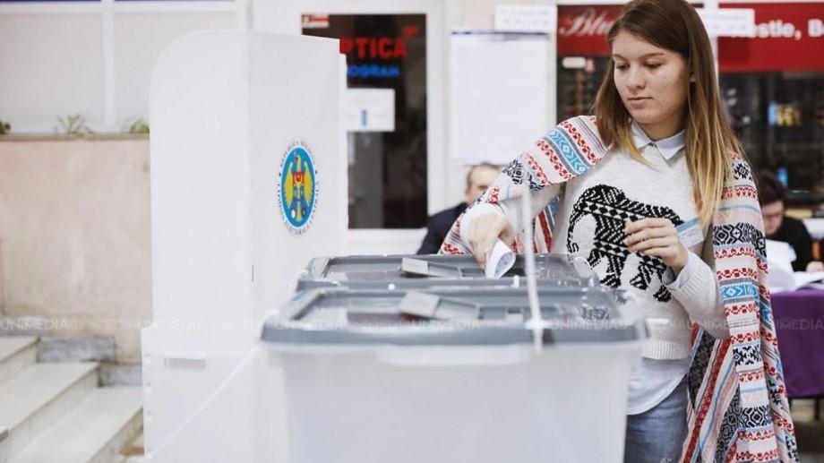 """(video) Primele informații de la CEC despre alegeri. """"Secțiile de vot s-au deschis fără incidente, peste 5.000 de alegători au votat"""""""