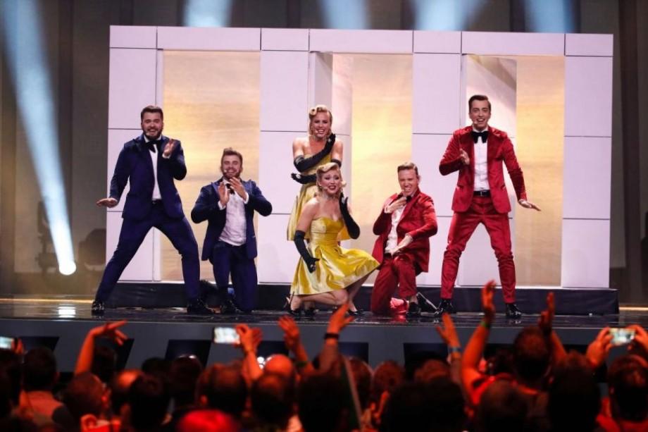 (live video) Urmărește acum în emisie directă a doua semifinală a concursului Eurovision 2018. Moldova va evolua sub numărul 7