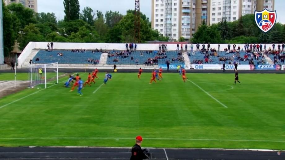(grafice, video) Divizia Națională 2018: Zaria a obținut prima victorie în campionat, iar Sheriff a suferit prima înfrângere din sezon în meciul cu Petrocub