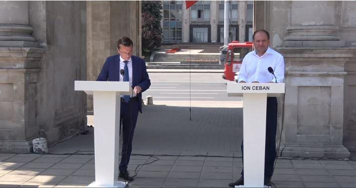 (video) Ion Ceban a participat de unul singur la dezbaterile din PMAN pentru a treia zi consecutiv
