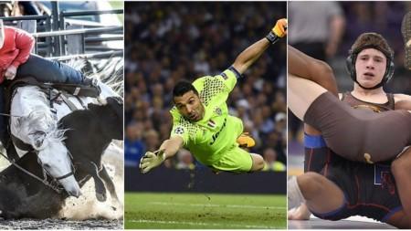 """(foto) Cine sunt câștigătorii concursului """"Pictures of the Year International"""", la categoria """"Cei mai buni fotografi sportivi ai anului"""" (13)"""