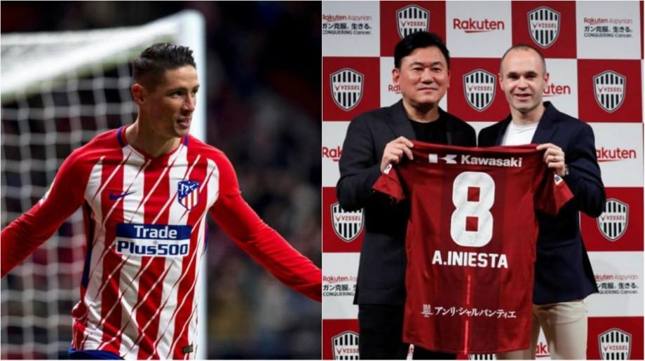 (foto, video) Andres Iniesta și Fernando Torres vor juca în Japonia. În ce echipe vor evolua aceștia
