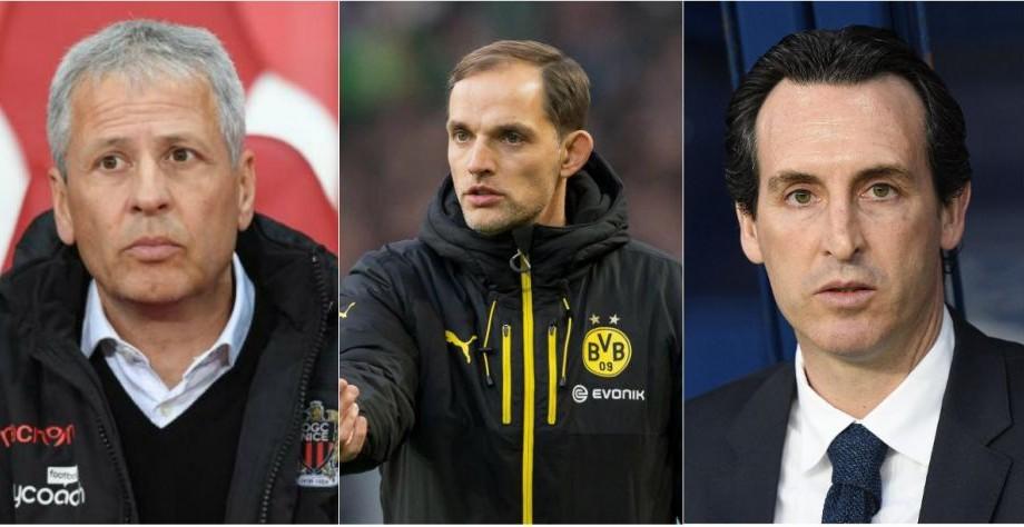 Antrenorii de fotbal Lucien Favre, Unai Emery și Thomas Tuchel au semnat contracte noi. Ce echipe au ales aceștia