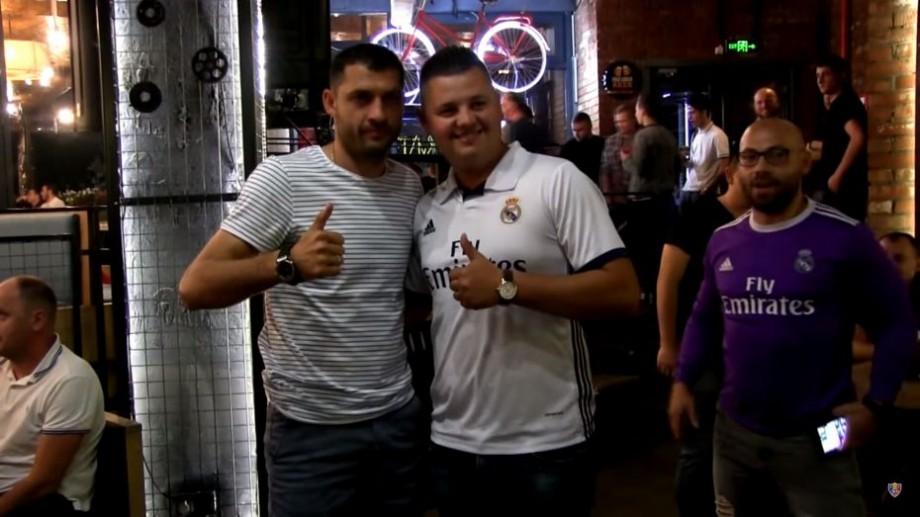 (video) Cum s-au distrat microbiștii alături de fotbaliștii moldoveni în seara finalei Ligii Campionilor dintre Real Madrid și Liverpool