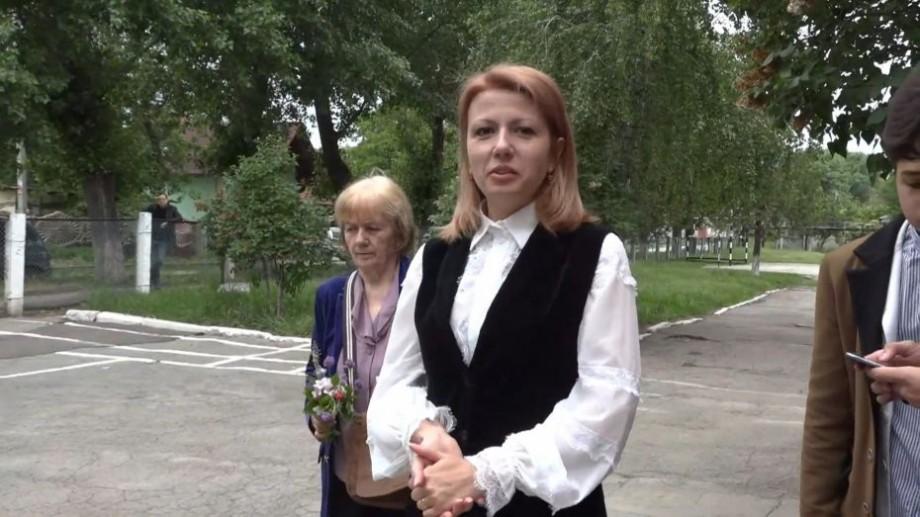 """(video) Arina Spătaru: """"Am votat pentru un oraș curat și drumuri de calitate"""""""