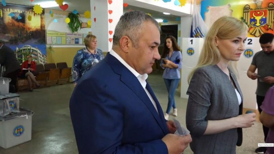"""(video) Nicolai Grigorișin și-a exprimat votul. """"Nu vom permite ca schemele de corupție să se întoarcă în Bălți"""""""