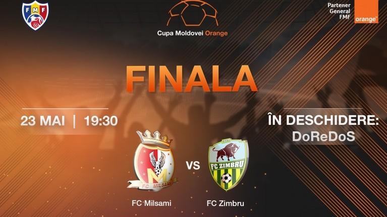 (video) Hai la fotbal. Tot ce trebuie să știi despre finala Cupei Moldovei dintre Milsami și Zimbru