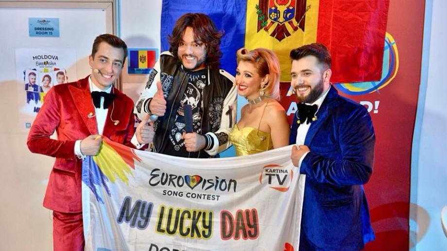 """(foto) DoReDos a câștigat """"The buzz awards"""" pentru cea mai bună prezentare scenică a piesei la Eurovision 2018"""