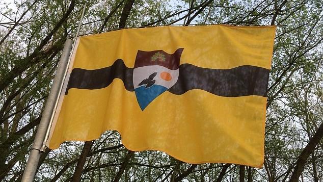 Reprezentanți ai statului Liberland sunt în vizită la Chișinău. Unde îi puteți întâlni