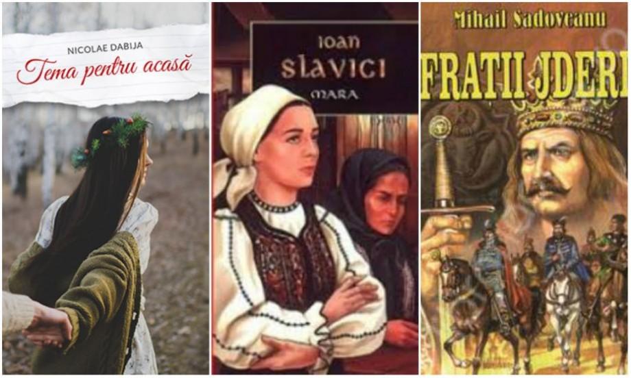 Recomandările elevilor. Top 10 cărți pentru pregătire de Bacalaureat