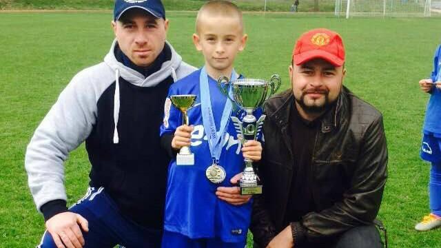 """(foto, video) Participă la un turneu de minifotbal și susține-l pe Alexandru, elev al Academiei de Fotbal """"Gheorghe Hagi"""""""