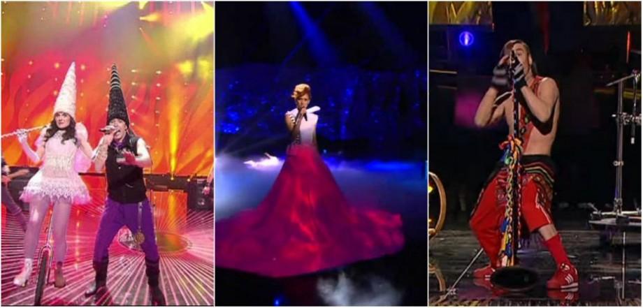 (video, grafic) Retrospectiva evoluțiilor Moldovei la Eurovision. Care sunt cele mai bune poziții în clasamentul concursului muzical