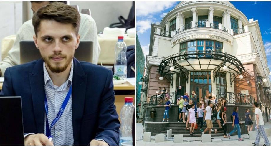 (foto) Cum e să fii student la una dintre cele mai prestigioase universități din Moscova. Vitalie Ștîrba despre experiența sa în Rusia