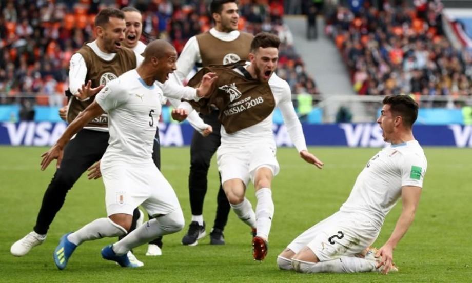 (video) Uruguay a reușit să obțină victoria în minutul 90 al partidei. Gimenez, eroul meciului