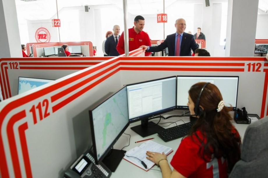 Cum vor interacționa serviciul naţional unic pentru apeluri 112 și serviciile specializate de urgenţă