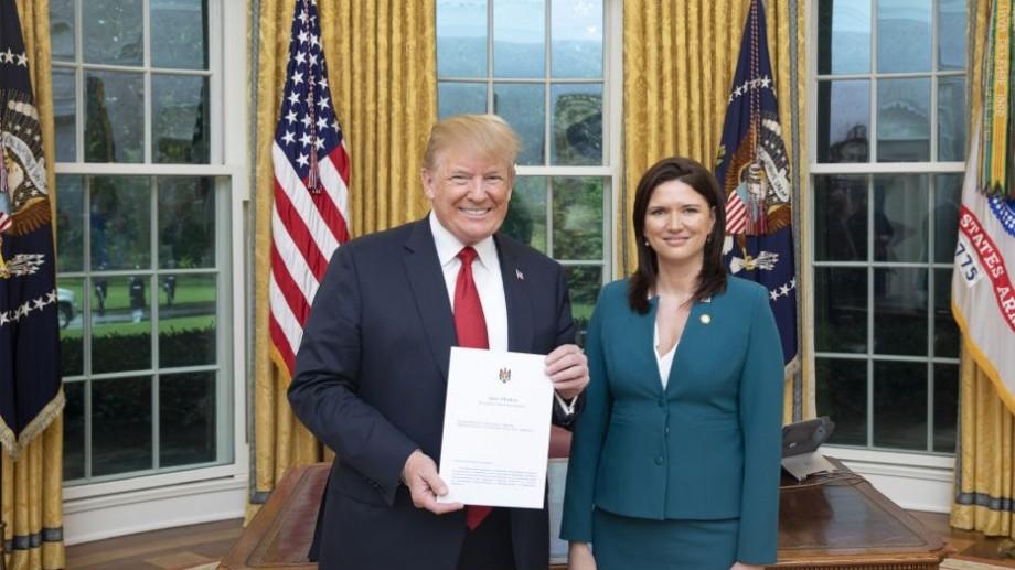 Oficial, Cristina Balan este noua ambasadoare a Republicii Moldova în SUA