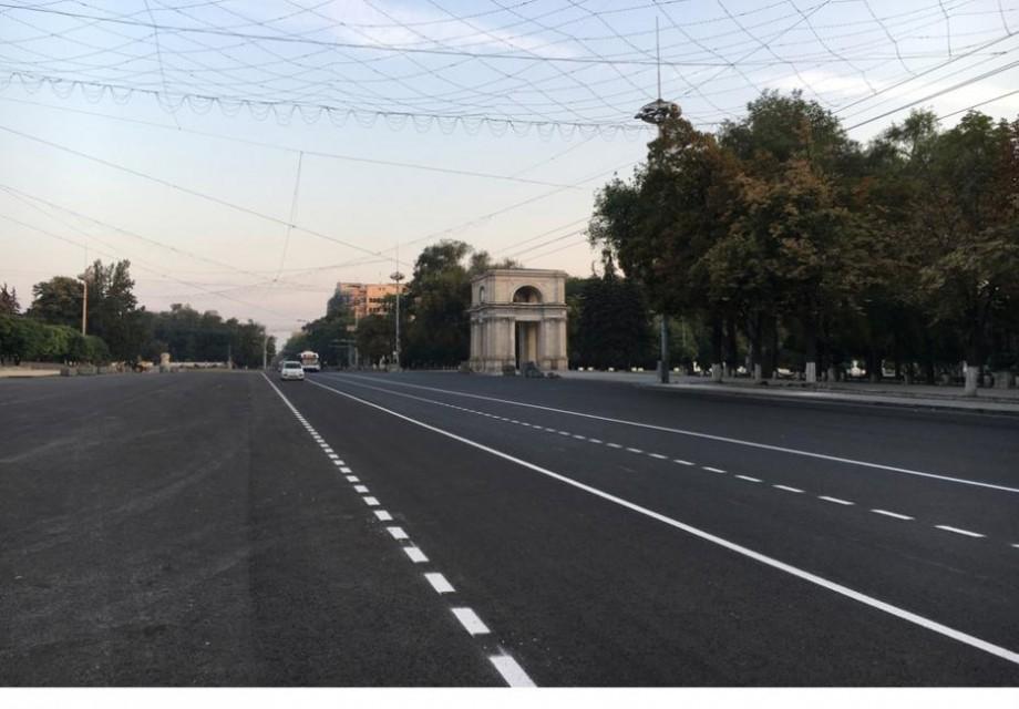 Mâine va fi sistată circulația rutieră în Centrul Capitalei. Care străzi sunt vizate și cum va fi redirecționat transportul public