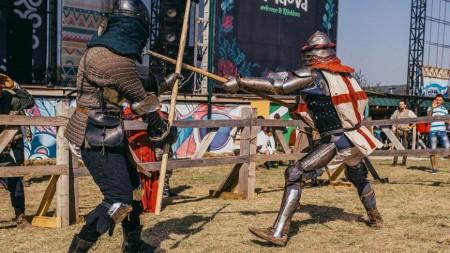 (foto) 15 lucruri pentru care merită să mergi la Festivalul Medieval 2018