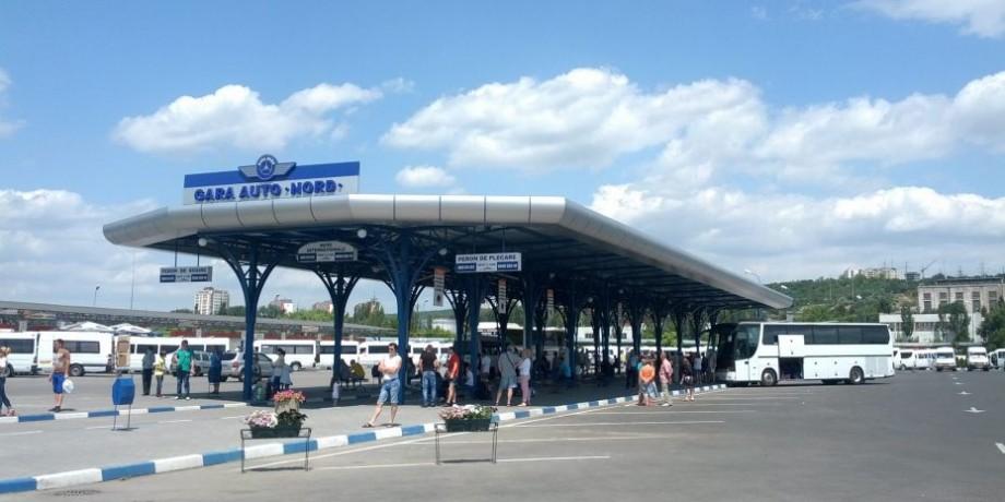 Pasagerii Gărilor de Nord, Sud și Centru din Chișinău au fost informați despre noul sistem electoral