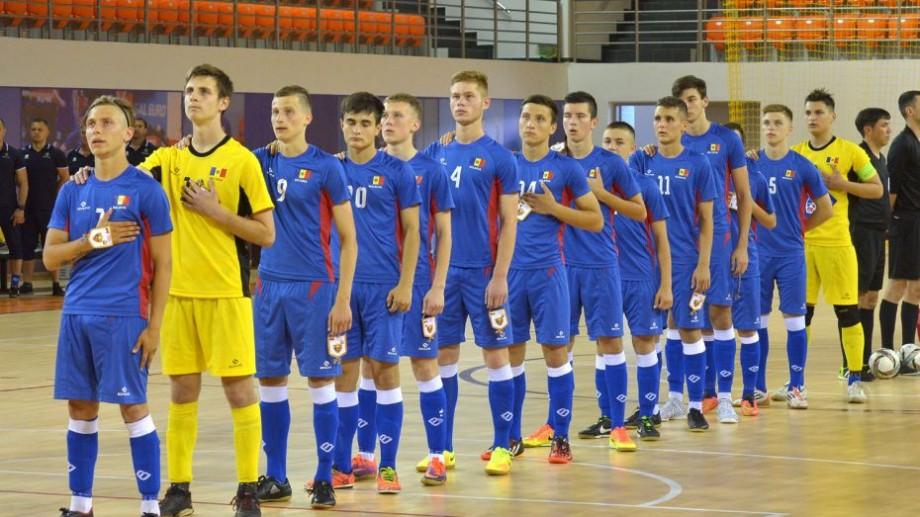 "(video) Naționala Moldovei U-19 la futsal s-a clasat în top 10 la turneul internațional ""Futsal Week Summer Cup"""