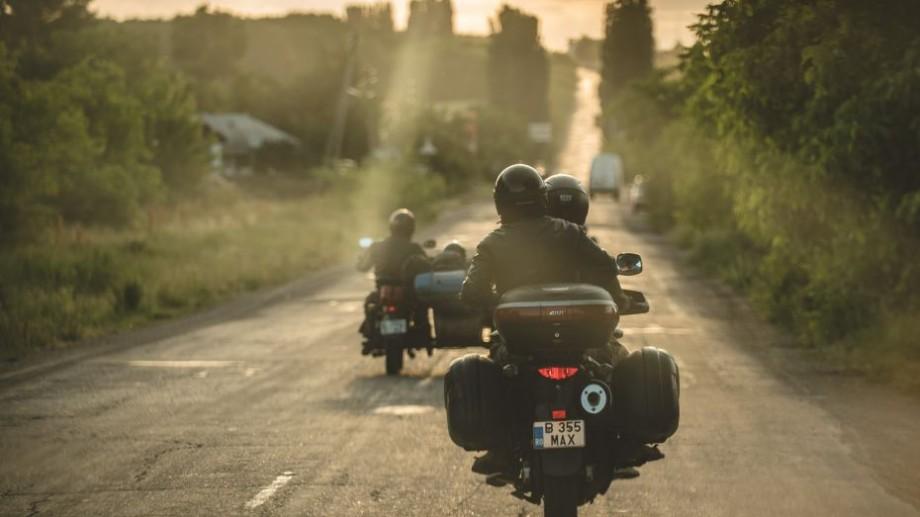 (foto, video) Moldova, văzută din ataș. Aventura celor patru motociclete URAL care au ajuns în punctele extreme ale țării