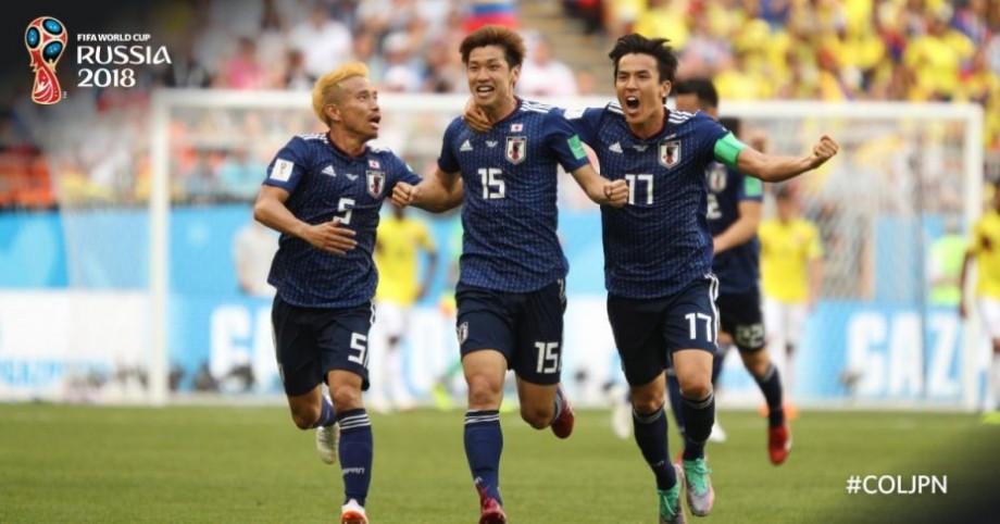 (video) Prima victorie a unei echipe asiatice în fața uneia sud-americane. Japonia, pe locul I în grupa H după ce învinge Columbia