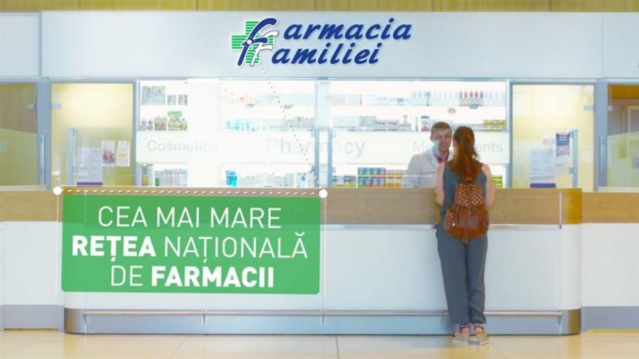 (video) De peste 13 ani, Farmacia Familiei e alături de tine 24 din 24 de ore, pentru siguranța, sănătatea și confortul tău