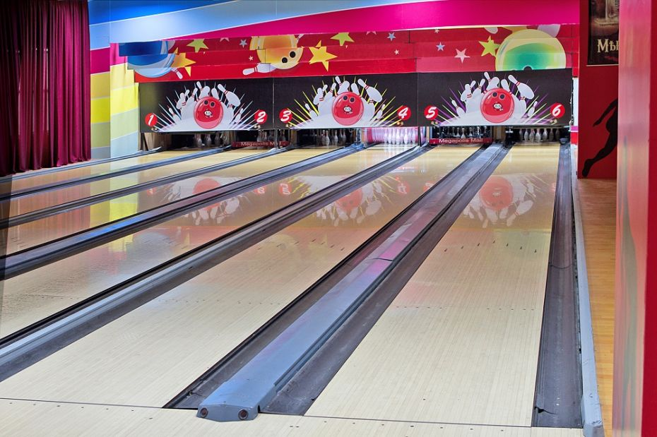 Megapolis bowling