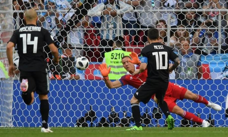 (video) Islandezii din nou eroi după ce obțin egalitate împotriva Argentinei. Messi ratează penalty-ul decisiv