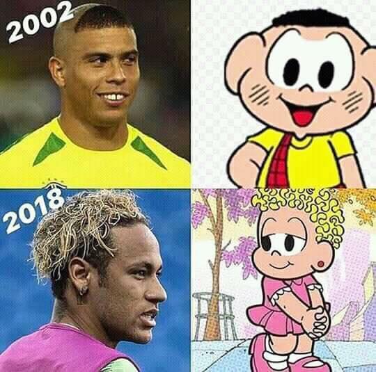 Neymar look1