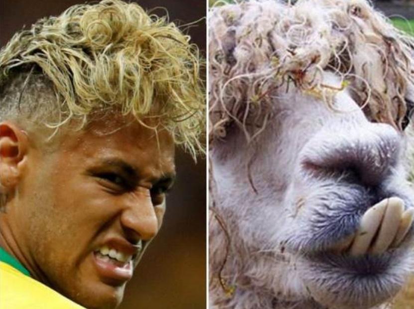 Neymar look2