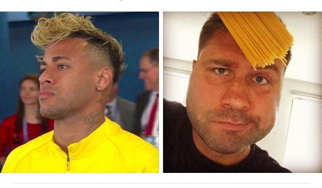 Neymar look3