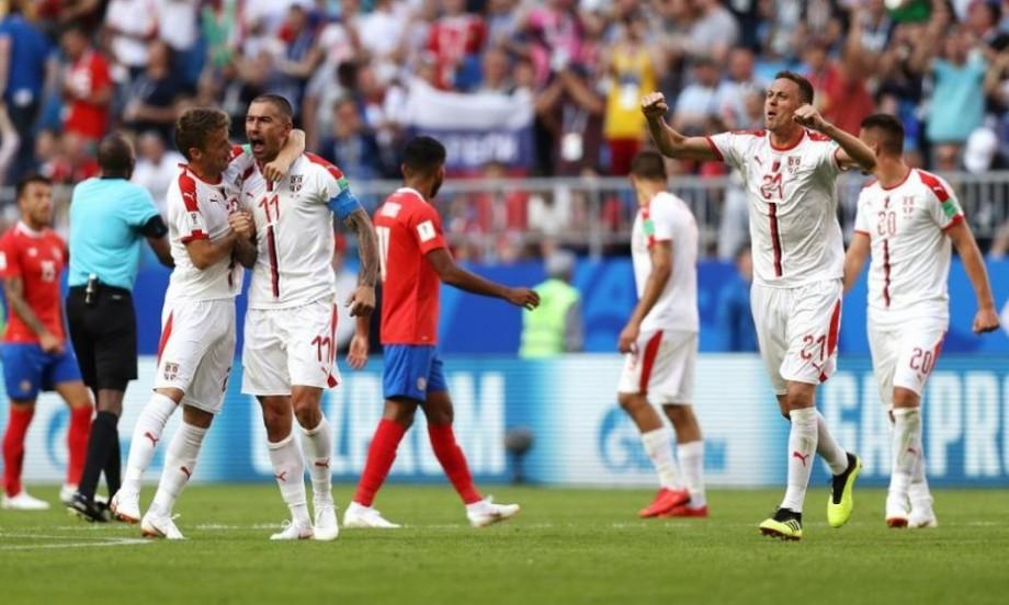 (video) Căpitanul Serbiei aduce victoria printr-un gol de excepţie. A doua infrangere pentru Costa Rica în ultimele 5 meciuri de debut la Cupa Mondială