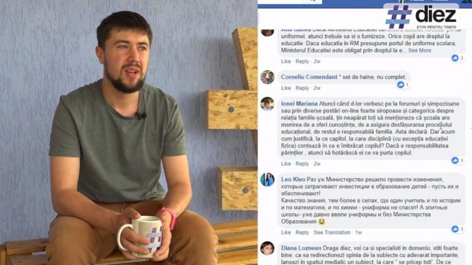 (video) Cai Verzi pe pereții lui Alexandru Lebedev. Cum să preluăm idei fertile din comentariile de pe Facebook