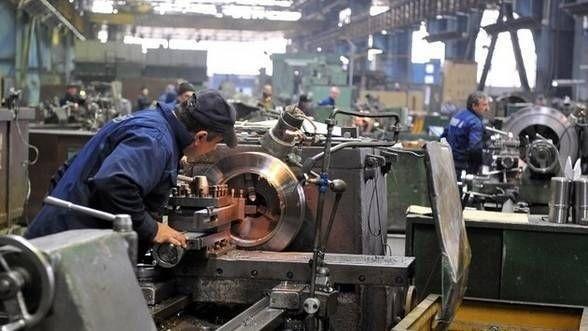 Producția industrială a înregistrat o creștere în prima jumătate a acestui an