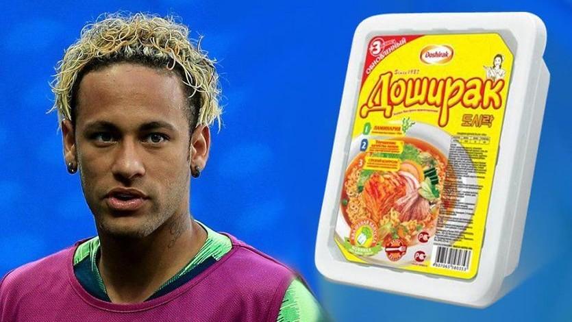 (foto) Cele mai gustoase meme-uri cu noua coafură a lui Neymar