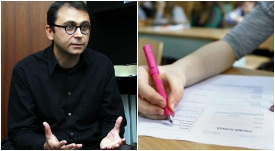 """BAC 2018: Opinia unui profesor de filozofie despre """"greșeala științifică"""" din examenul la română"""