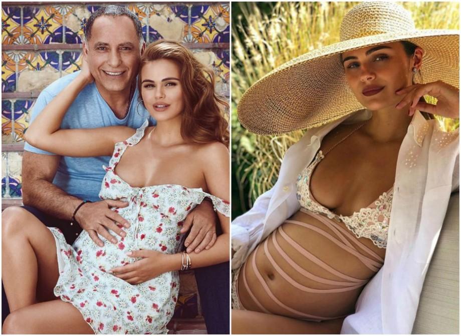 Xenia Deli a anunțat sexul bebelușului pe care îl așteaptă și numele pe care îl va purta acesta