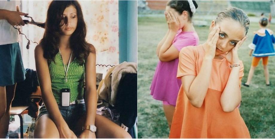 (foto) Cum arăta o vară în Crimeea. O fotografă franceză a realizat o serie de fotografii uimitoare într-o tabără post-sovietică dinpeninsulă