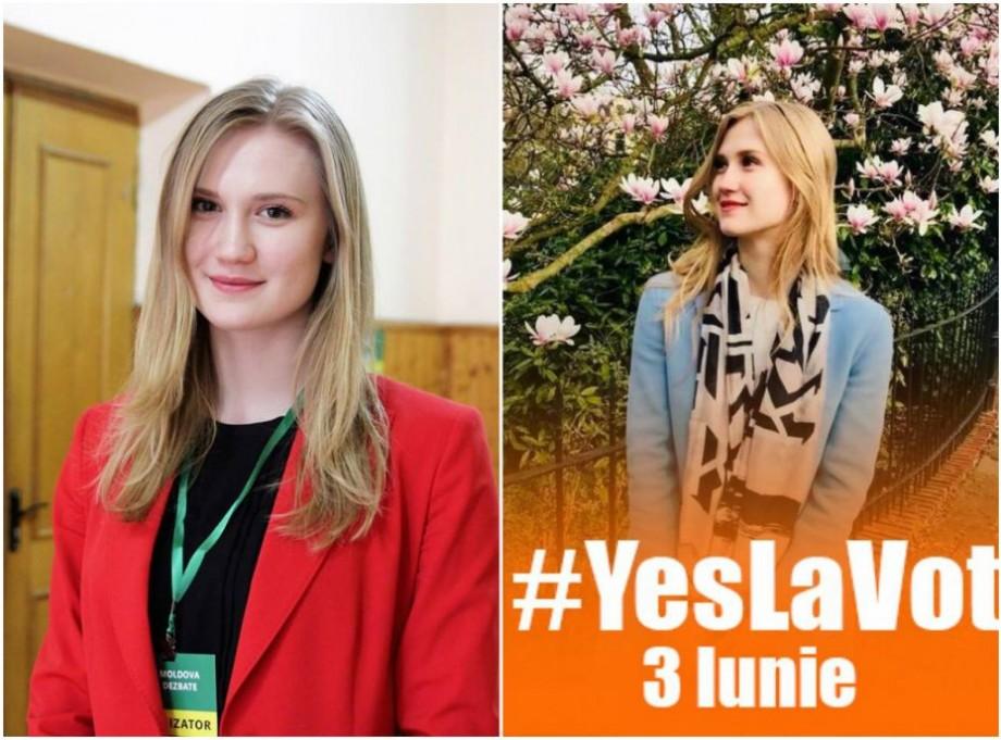(video) Povestea tinerei din Moldova care a parcurs peste 2000 de km ca să voteze în turul doi al alegerilor locale de la Chișinău