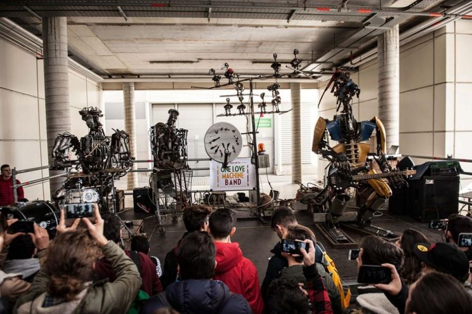 Ai mâini dibace și ești pasionat de tehnologii? Participă la Maker Faire Rome – cel mai mare târg european de inovații